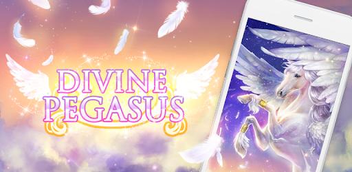 Mythology Pegasus Live Wallpaper for PC