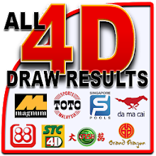 All 4D Results LIVE - Malaysia & Singapore Download on Windows