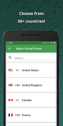 wabi - virtual number for whatsapp business screenshot 2