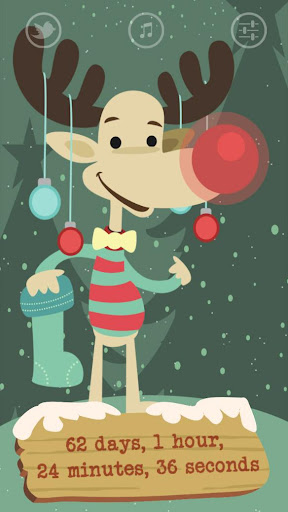 Jolly Christmas Countdown