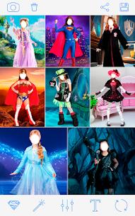 Girl Hero Costume 2 3