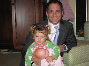 Photo: Leah and her daddy, Nov. 17, 2008