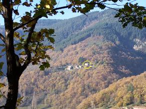 Photo: Le hameau de Chapelèche à l'automne.