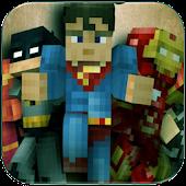 Superheroes Minecraft Survival