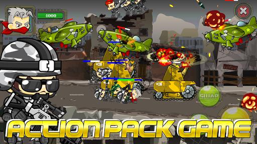 Gun Battle : Infantry Division 1.39 screenshots 1