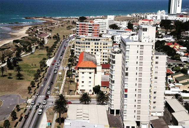 Nelson Mandela Bay. File picture