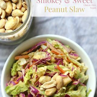 Smokey & Sweet Peanut Slaw