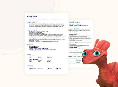 Kickresume - Professional resume builder