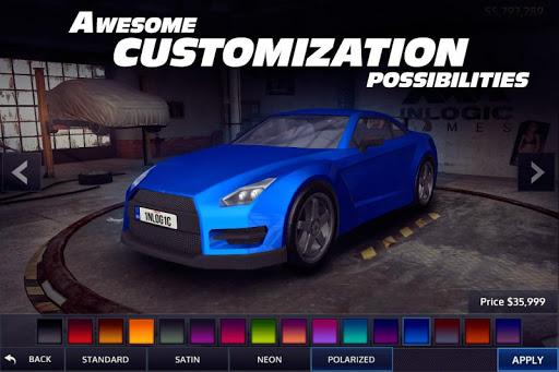 Drag Racing: Duel & Street Race 1.0.7 screenshots 4