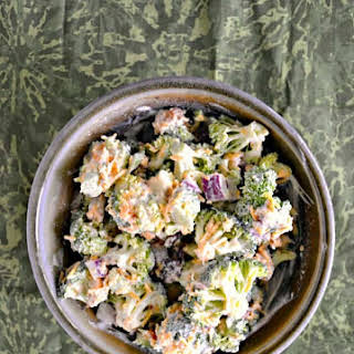 Broccoli Salad With Cranberries And Walnuts Recipes.