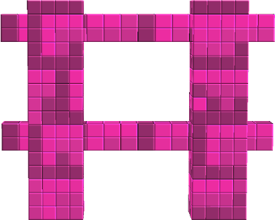 Pink-Fence