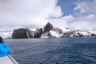Photo: Elephant Island, South Shetland Islands