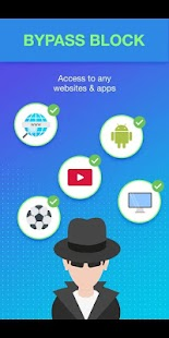 Touch VPN Pro - Unlimited•Free•Proxy Screenshot