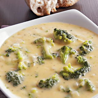 Broccoli Soup Slow Cooker Recipes.