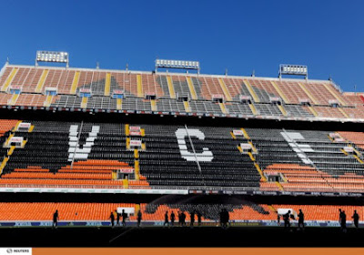 🎥 Mestalla à huis clos ? Les supporters de Valence tout de même présents en masse aux abords du stade