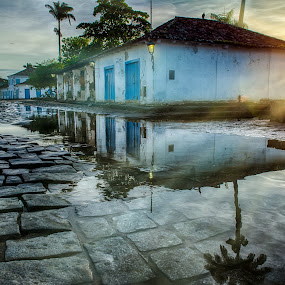 Paraty by Marcos Lamas - City,  Street & Park  Historic Districts ( paraty, brazil, d800, historical, nikon )