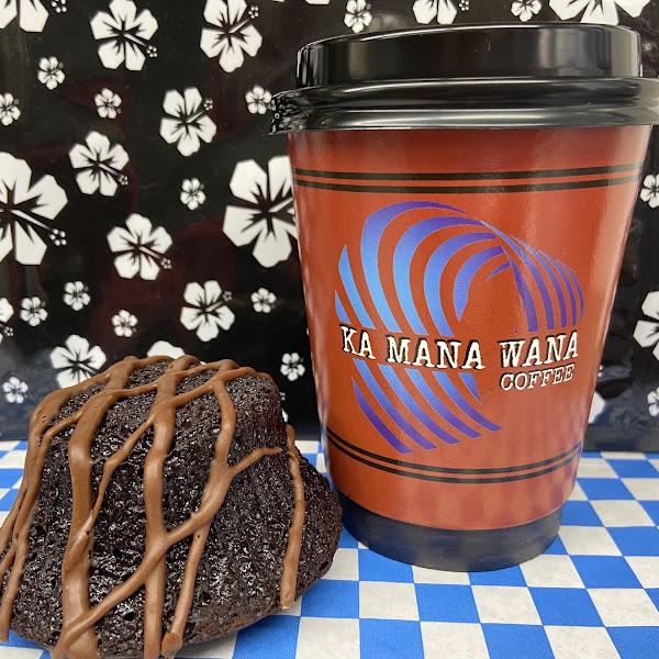 Photo from Ka Mana Wana Coffee