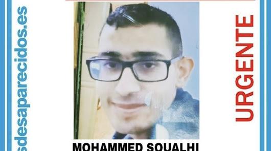 Buscan a un joven de 21 años desaparecido de forma involuntaria en Berja