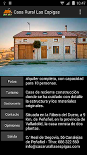 Casa Rural Las Espigas- screenshot thumbnail