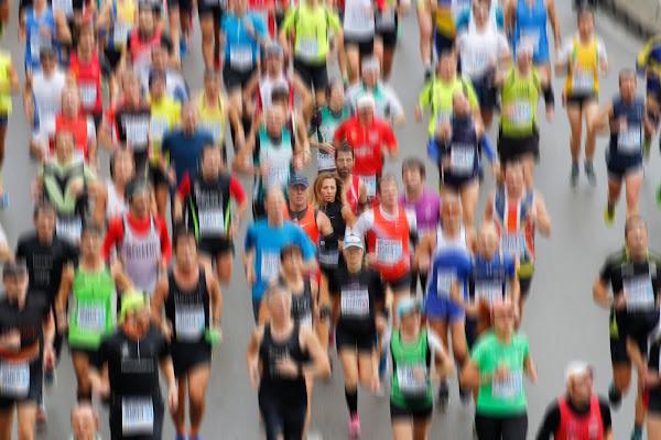 Firenze Marathon di massimo bertozzi