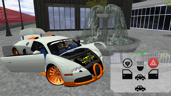 Veyron Driving Simulator- screenshot thumbnail