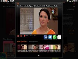 Screenshot of SonyLIV:TV Shows Movies Sports