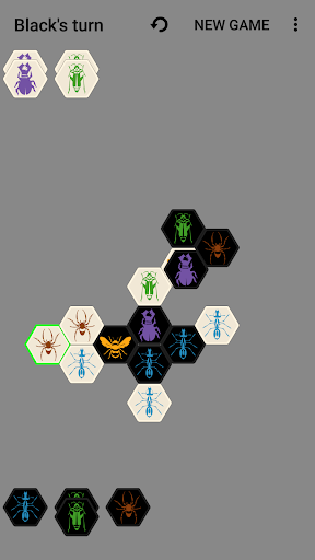 Hive with AI (board game) 9.0.1 screenshots 8