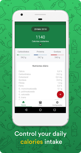 Calorie counter - calorie monitor & weight monitor Preview 0