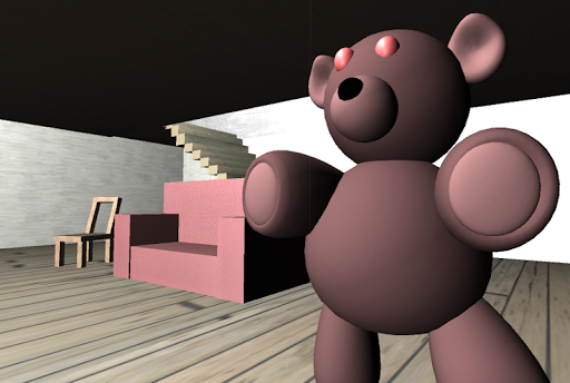 Teddy Horror Game apkpoly screenshots 7