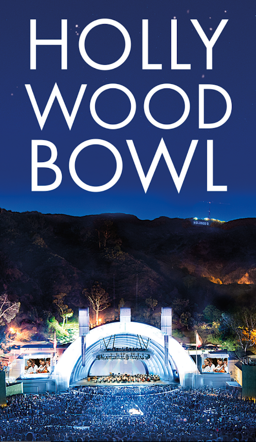 Hollywood Bowl- screenshot