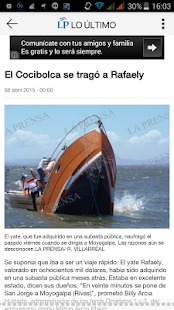 LA PRENSA- screenshot thumbnail