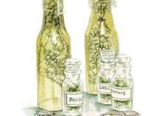 Thyme In A Bottle Recipe