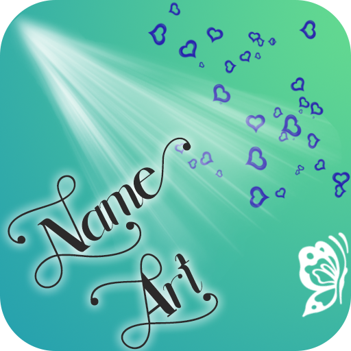 Name Art - Stylish Name Maker 2019