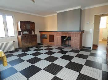 Maison 3 pièces 82 m2