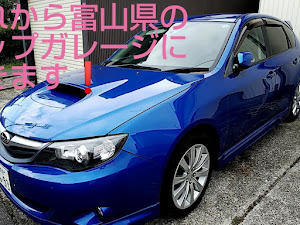 インプレッサ GH8 GTのカスタム事例画像 ホイールカスタムファクトリーKz  金沢市さんの2020年02月07日15:10の投稿