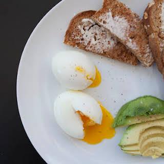 Soft-boiled Eggs.