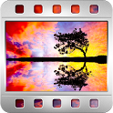 Photo Reflection Effect Free icon