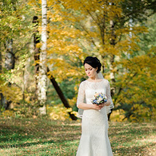 Wedding photographer Nataliya Kachunyak (NataliaKach). Photo of 19.10.2015