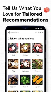 SideChef: 16K Recipes, Meal Planner, Grocery List Screenshot