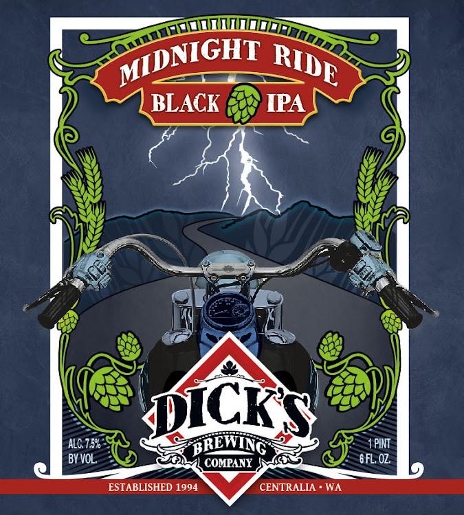 Logo of Dick's Midnight-Ride