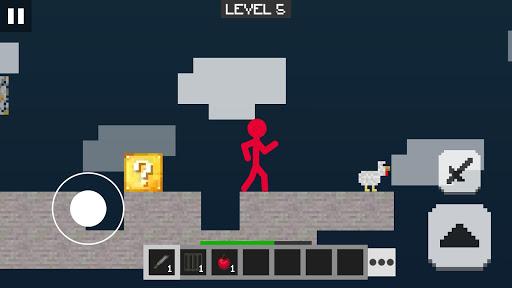 Stickman vs Multicraft: Lucky Block Craft 1.0.0 screenshots 2