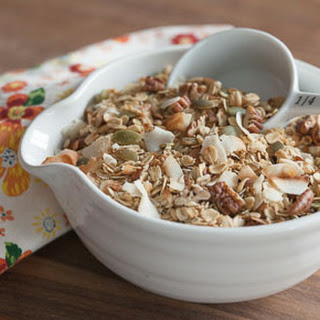Savory Slow-Cooker Granola