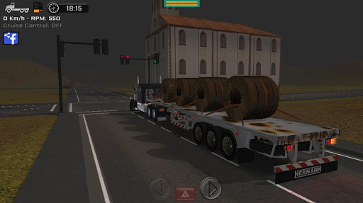 Grand Truck Simulator screenshot 2