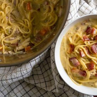 Crack Chicken Noodle Soup.
