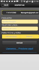 Easy taxi Pampa screenshot 3