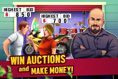 Game Bid Wars - Storage Auctions and Pawn Shop Tycoon APK for Windows Phone