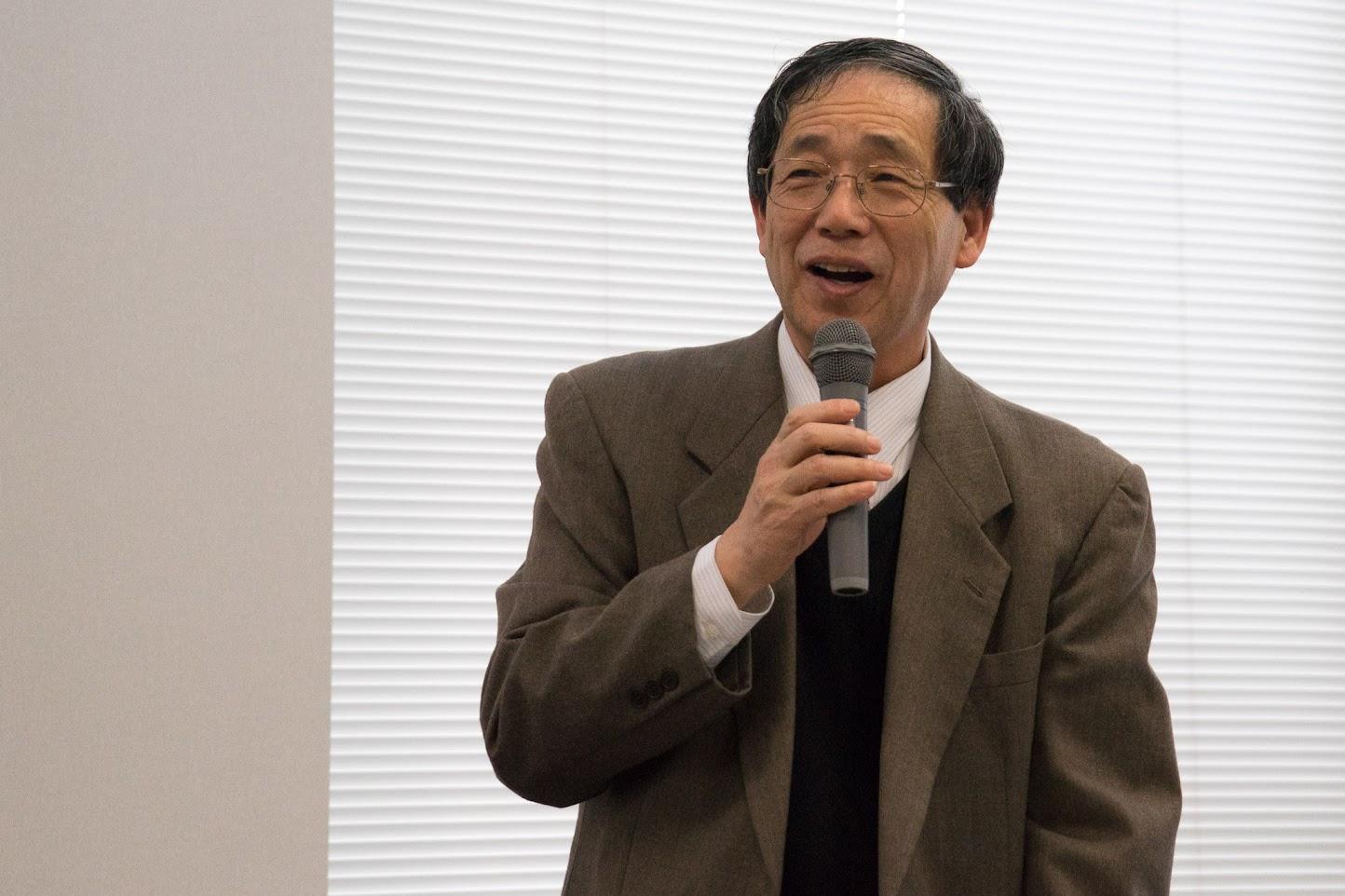 NPO法人北海道有機農業研究協議会・山本毅 事務局長
