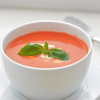 10 Minute Creamy Tomato Soup