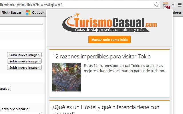 TurismoCasual.com (Notificador)