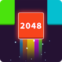 Number Bubble Shooter: 2048 Shoot n Merge icon